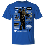 Wookie Famous Quotes T-Shirt