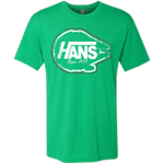 Hans Mens Triblend T-Shirt