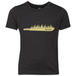 Backwoods Youth Triblend T-Shirt