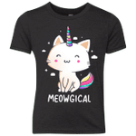 Meowgical Youth Triblend T-Shirt