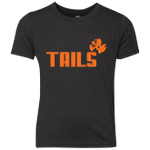 Tails Youth Triblend T-Shirt