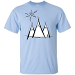 Sunny Mountains Youth T-Shirt