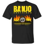 Banjo Unchained Youth T-Shirt