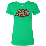 Goblin Womens Triblend T-Shirt