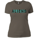 Aliens Womens Premium T-Shirt