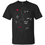 Map of Nature T-Shirt