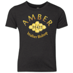 Amber Youth Triblend T-Shirt