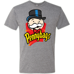 Pennybags Mens Triblend T-Shirt