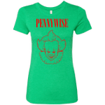 Pennywise Womens Triblend T-Shirt