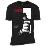 Charface Mens Premium T-Shirt