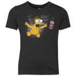 Duffmind Youth Triblend T-Shirt