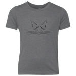 Whiskers Youth Triblend T-Shirt