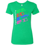 PSX Womens Triblend T-Shirt