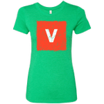 Evolve Womens Triblend T-Shirt