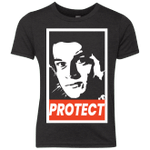 PROTECT Youth Triblend T-Shirt