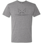 Whiskers Mens Triblend T-Shirt