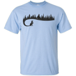Wolf Tail Youth T-Shirt