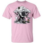 African Treehouse T-Shirt