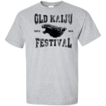 Old Kaiju Festival Tall T-Shirt