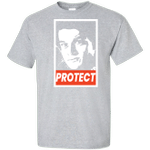 PROTECT Tall T-Shirt