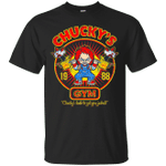 Chuckys Gym T-Shirt