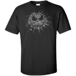 Scary Web Tall T-Shirt