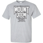 Mount DOOM Tall T-Shirt