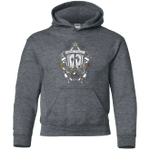 Kingdom Hearts Crest Youth Hoodie