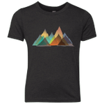 Abstract Range Youth Triblend T-Shirt