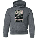 War Never Changes Youth Hoodie