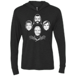 Mercenary Rhapsody Triblend Long Sleeve Hoodie Tee