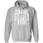 Straight Outta Rlyeh Pullover Hoodie
