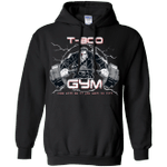 T-800 gym Pullover Hoodie