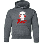 Lets Play A Game Youth Hoodie