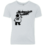 Banksy Police Youth Triblend T-Shirt