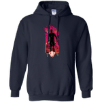 I Am Rubber Pullover Hoodie