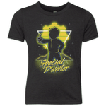 Retro Special Dweller Youth Triblend T-Shirt