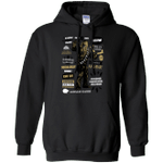 Wookie Famous Quotes Pullover Hoodie