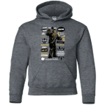 Wookie Famous Quotes Youth Hoodie