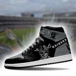 Las Vegas Raiders Custom Jshoes