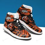 The  Cincinnati Bengals Custom Jshoes