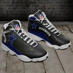Dallas Cowboys  Air JD13 Sneakers 186