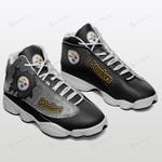 Pittsburgh Steelers Air JD13 Sneakers 172