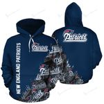 New England Patriots Style New Hoodie