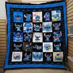 50 SHADES OF STITCH FABRIC QUILT