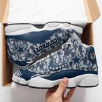 Dallas Cowboys Air JD13 Sneakers 239