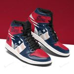 New England Patriots Custom Jshoes