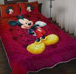 Mickey Quilt Set 05