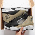 New Orleans Saints Air JD13 Sneakers 296