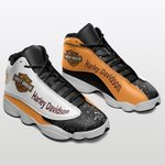 Harley Davidson Air JD13 Sneakers 0129